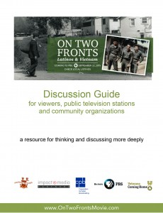 On Two Fronts Discussion Guide (English)