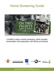 On Two Fronts Home Screening Guide