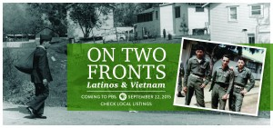 On Two Fronts Key Art